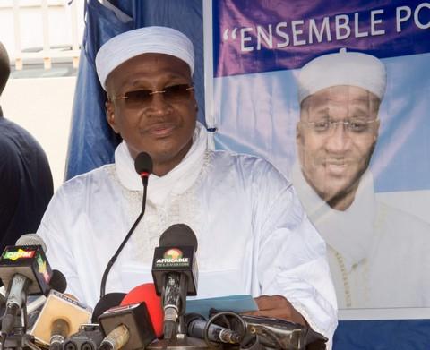 ADP-Maliba : Aliou Boubacar Diallo reprend les rênes de son parti