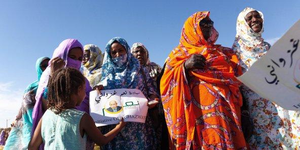 Présidentielle en Mauritanie : une campagne à couteaux tirés