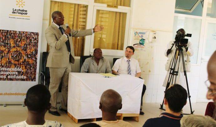 Chirurgie de l'œsophage : La belle initiative de l'hôpital du MALI