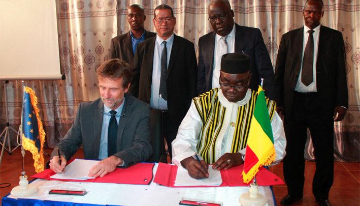 Mali/Union européenne : Plusieurs Milliards décaissés au profit du trésor public