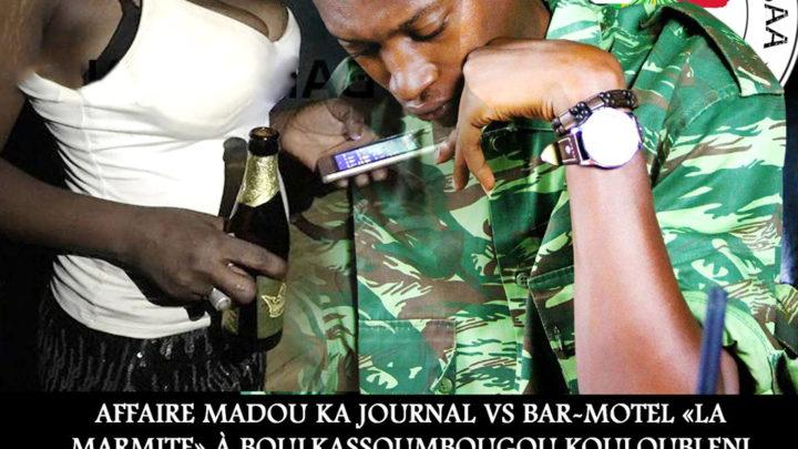 Web-activisme : ''Madou Ka journal'' en  prison pour une dette de 74.500 F CFA