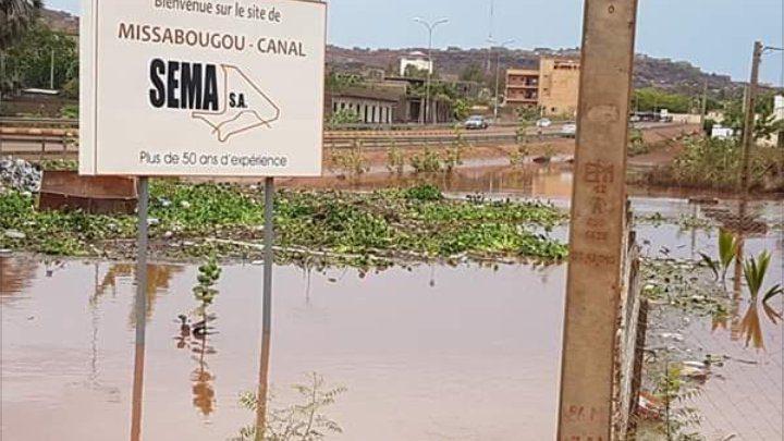 INONDATIONS A BAMAKO : Quand les maires aussi accusent