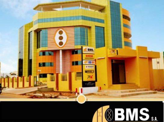 INSTITUTION FINANCIERE : Vers une fermeture de la BMS ?