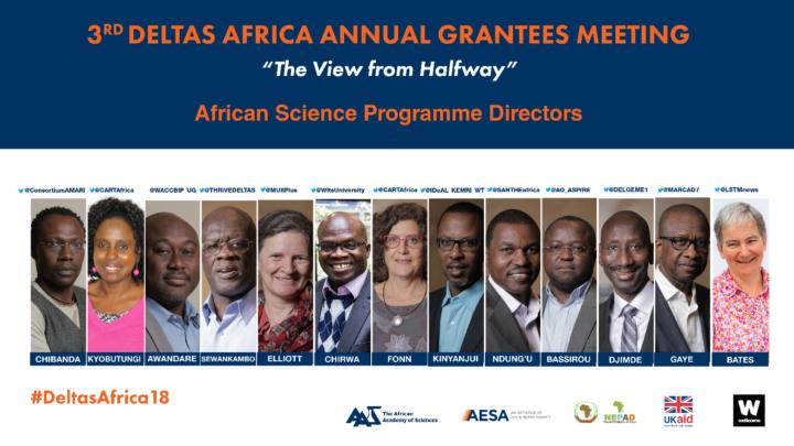 Des spécialistes africains en sciences de la santé en première ligne dans la recherche de pointe sur l'ensemble du continent