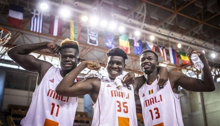 FIBA U19  EN GRECE : Les Aiglons attendent toujours la reconnaissance suprême du chef de  l'Etat.