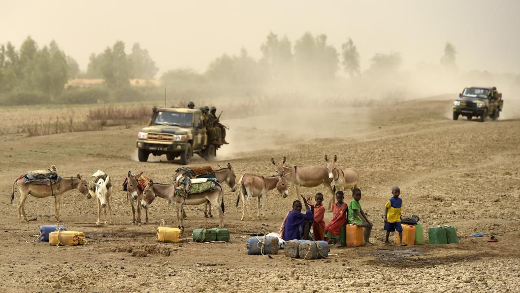 CONTRIBUTION : Le Mali en proie à la famine