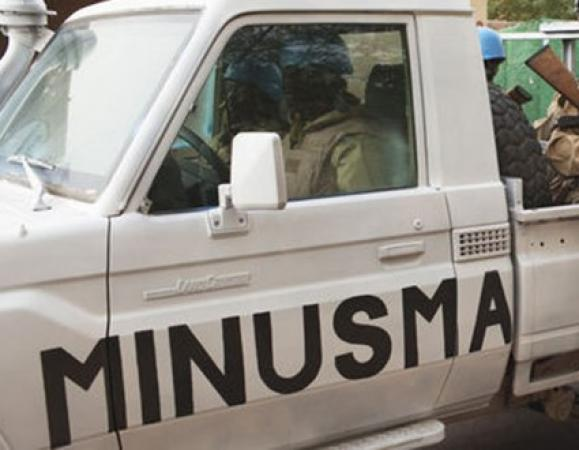 MINUSMA «Nous ne sommes pas au Mali pour nous battre, mais pour sécuriser»