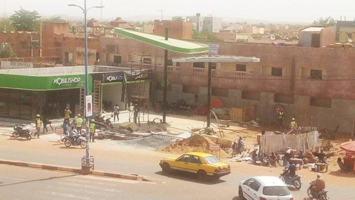 Kalaban-coura : La bombe en chantier de Yara Oil