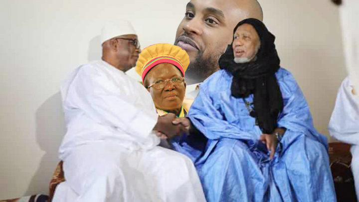 BOUYÉ À IBK: ''Ibrahim, débarrasse-toi de cette femme (Manassa) et de ce fils (Karim Keïta)''