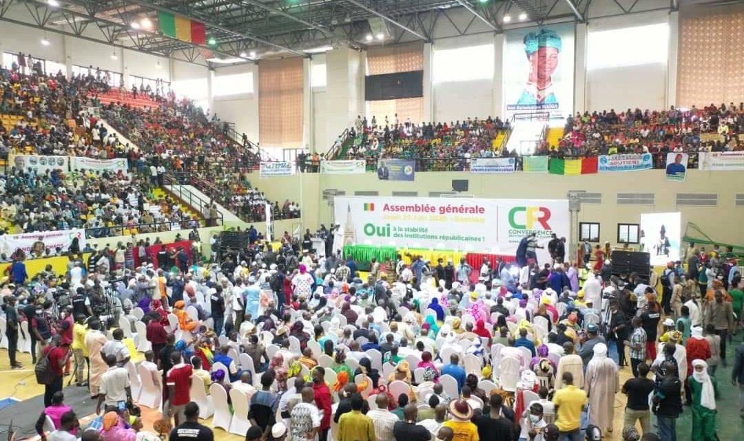 MALI : les pro IBK sonnent la mobilisation