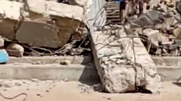 ABUS DE POUVOIR OU DEMONSTRATION DE FORCE ? :  L'espace Le Repère démoli par le richissime Basseydou Sylla