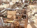 AFFAIRE REPERE BASSEYDOU SYLLA : Le bâtiment rasé et les objets emportés