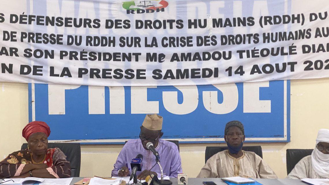 DUREE DE LA TRANSITION : Me Amadou Tiéoulé Diarra du RDDH prône une solution endogène
