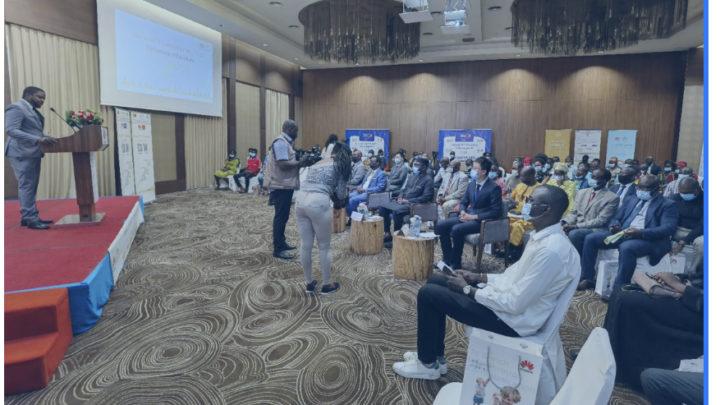 Cérémonie d'ouverture de Huawei ICT Competition Mali 2021