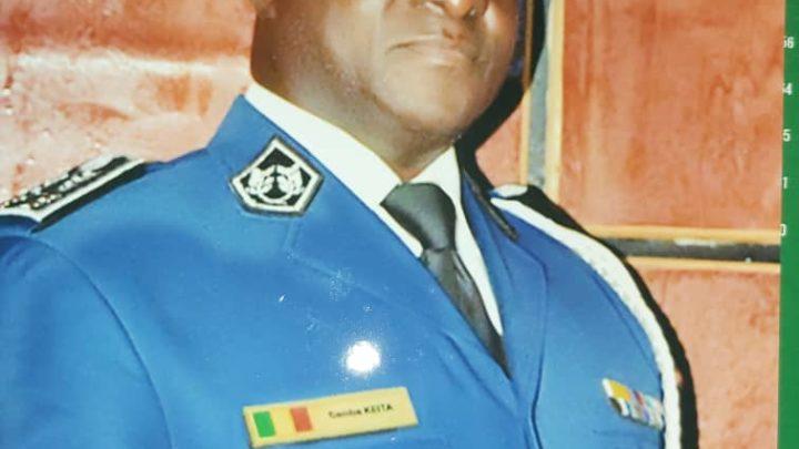 MSPC :  l'expérimenté Inspecteur Général Samba KEITA dit Sam décoré